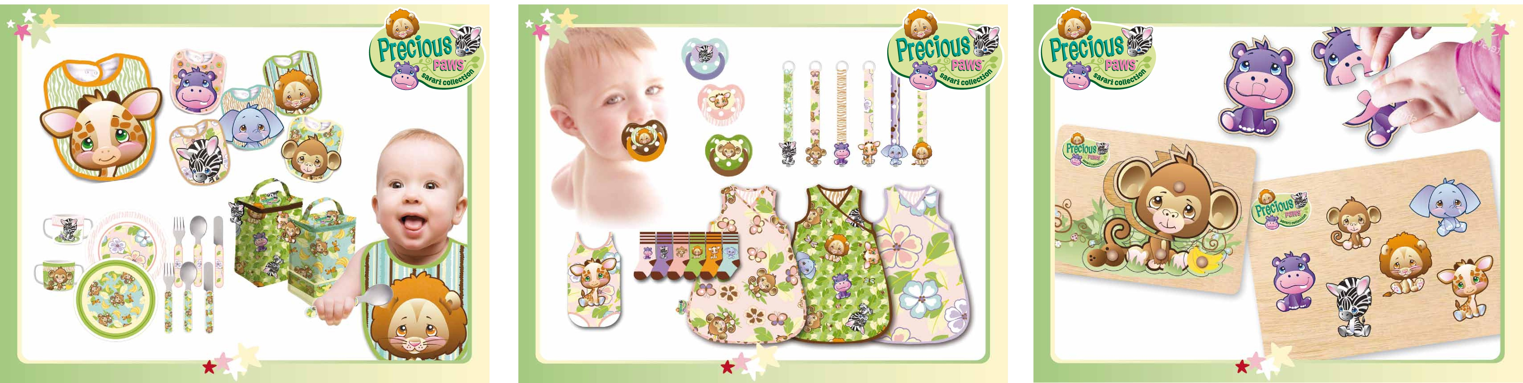Design Adorable Children's Merchandise for our Precious Paws collection!