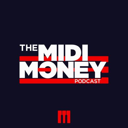 Winner design for podcast cover