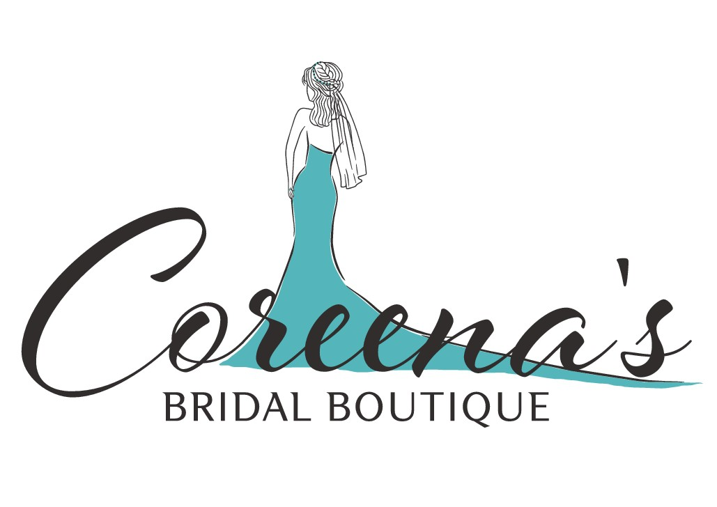 Design an elegant, modern logo for a bridal boutique