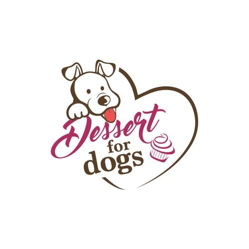 Dessert for Dogs - Fundraiser Event Logo