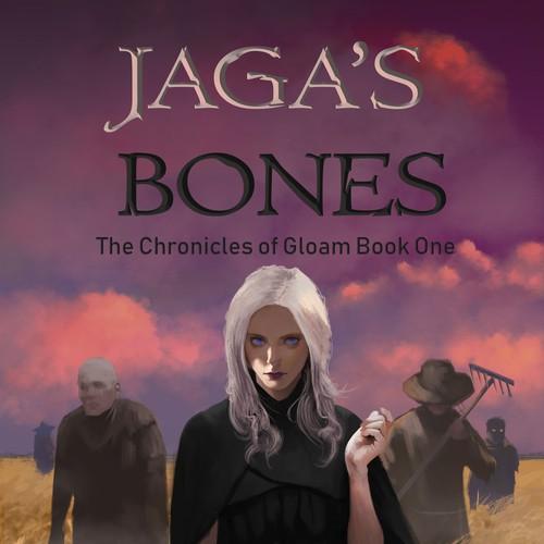 Dark fantasy ebook needs a cover