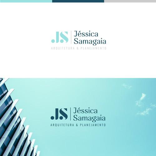 Logotipo Jéssica Samagaia
