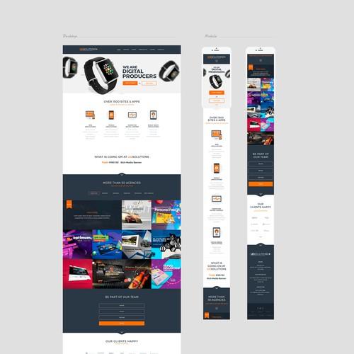 UOSolutions Website
