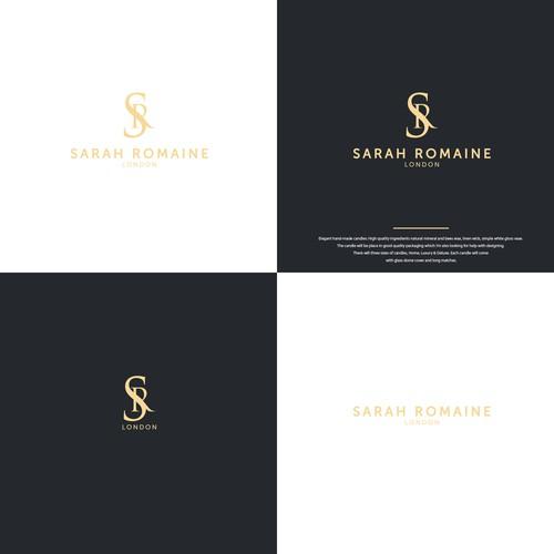 Elegant Logo for Sarah Romaine's Brand