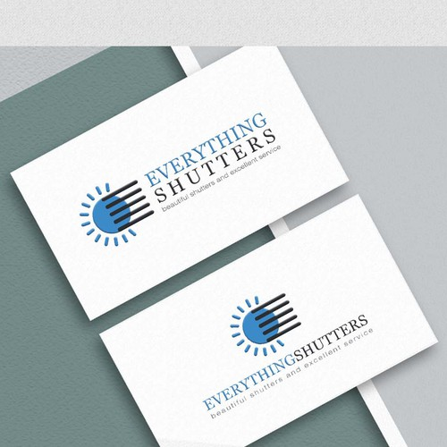 Logo for beautiful shutters