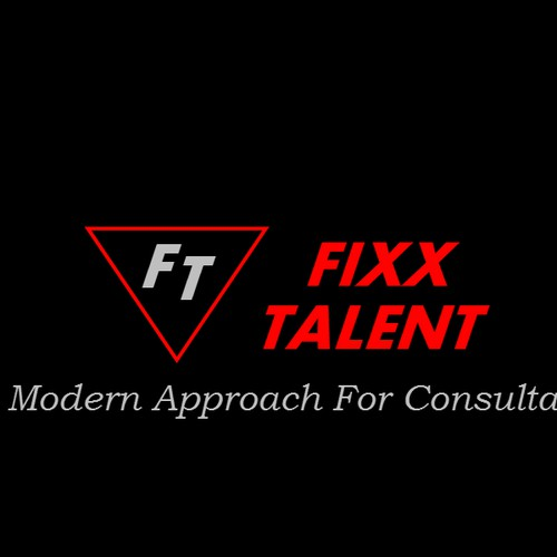 """Create a brand for a next-generation human resources consulting firm - """"Fixx Talent"""""""