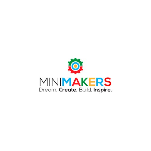Logo for a tools set for children