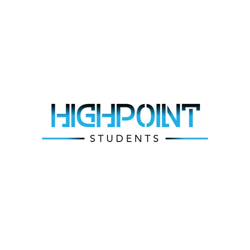 Logo Concept for High Point Students