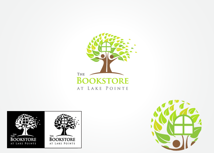 Create the next logo for The Bookstore at Lake Pointe