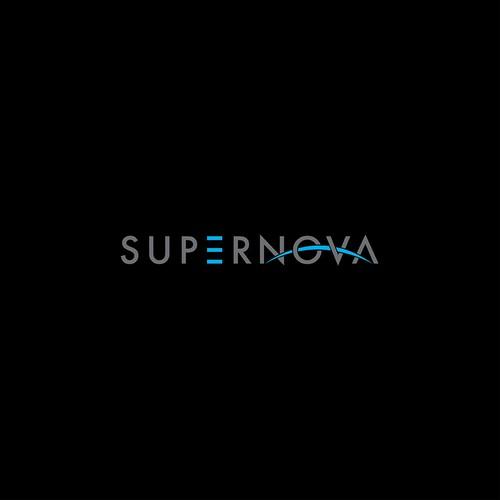 Supernova Logo Concept