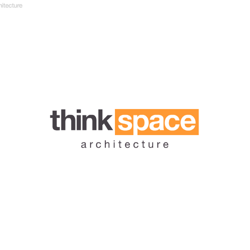 Architectural firm seeks visual clarity. 2 contests, 2 guaranteed prizes! CONTEST #1: ThinkSpace