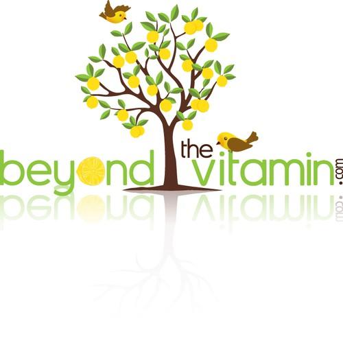 Logo for Beyond the vitamin online shop