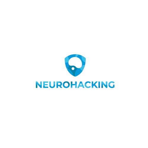 NeuroHacking Logo Design
