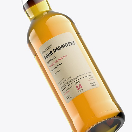 Four Daughters Whisky