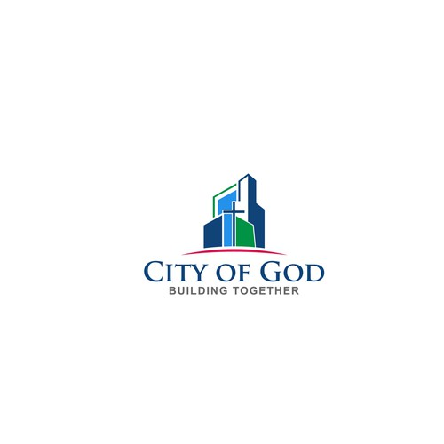 "Logo Design For ""City of God"""