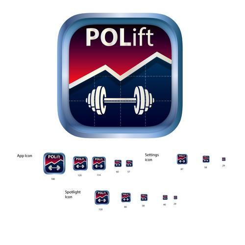 POLift app icon