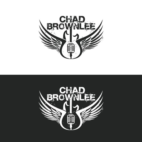 Create the NEW logo for country singer Chad Brownlee