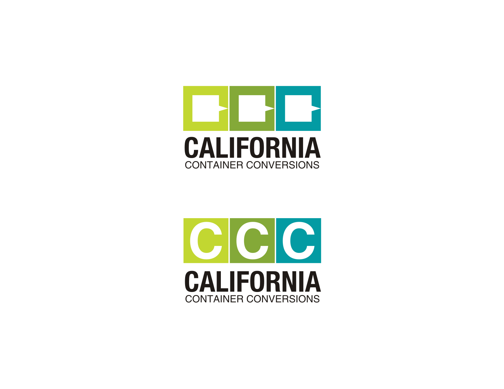 Create the next logo for California Container Conversions