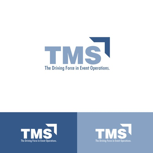 Winning Logo designed for a company specializing in design, planning and operation of parking and transportation solutions for complex events nationwide in the United States. [March 2016]