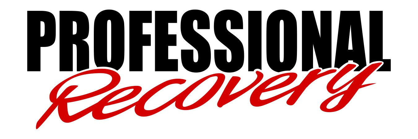 Professional Recovery logo update