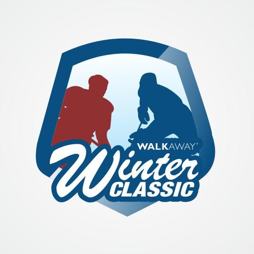 WALKAWAY needs a hockey-themed logo