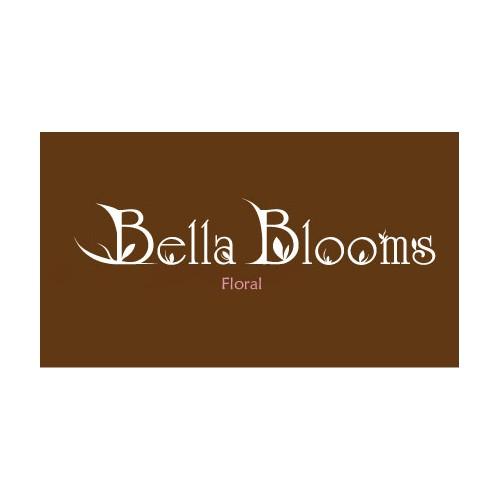 Logo concept for floral