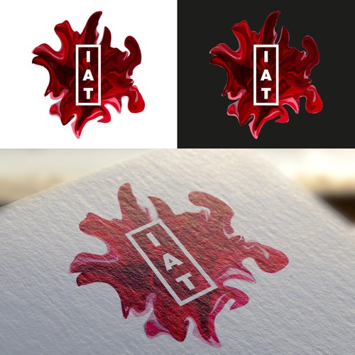 create a logo for the International Art and Technology Festival