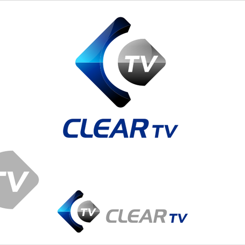 Create the logo for a new production company and television network.