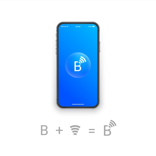 Logo for telecommunication company Bromovil
