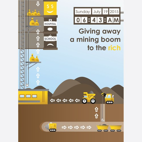 Infographic for the Mining Industry