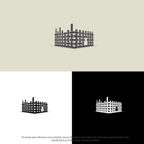 VINTAGE/RETRO logo for fabric warehouse/online platform