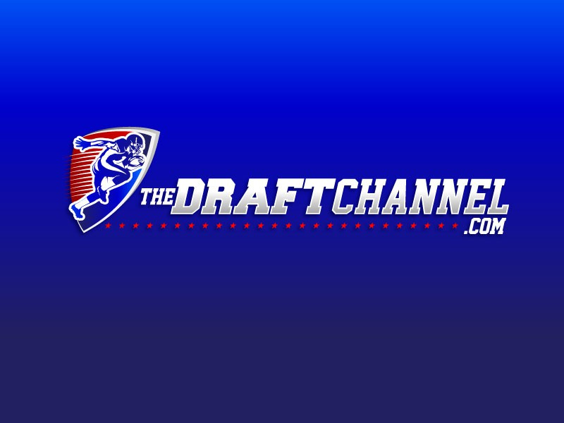 Help TheDraftChannel.com with a new logo for a football/sports website
