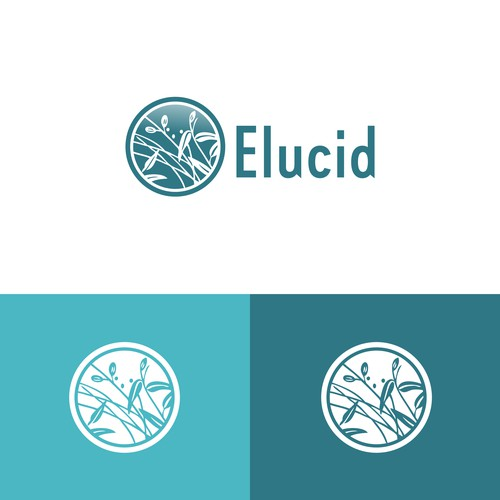 High-end logo design for a luxury skin care company.