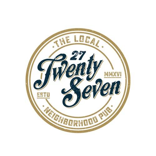 27 Bar logo