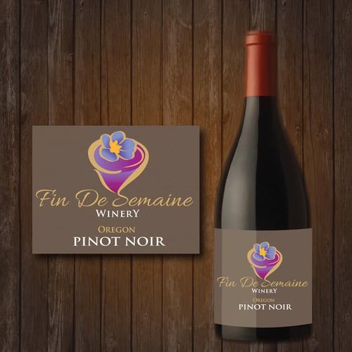 Fin De Semaine Winery needs a new logo