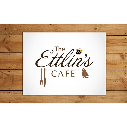 New logo wanted for The Ettlin's Cafe