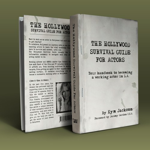 Book Cover - The Hollywood survival guide for actors