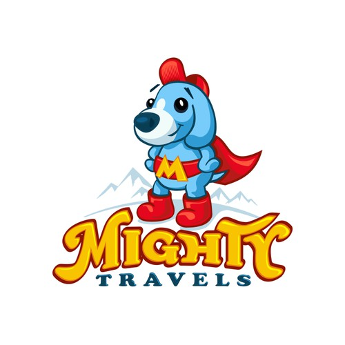 Mighty Travels needs a new logo
