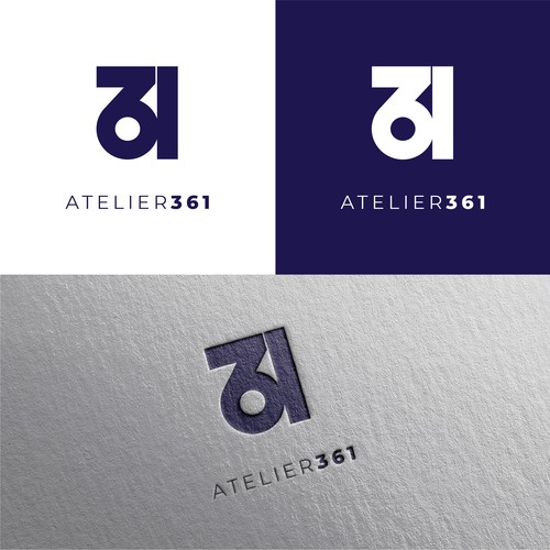Logo for an architecture company
