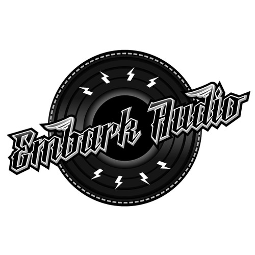 Embark Audio Logo