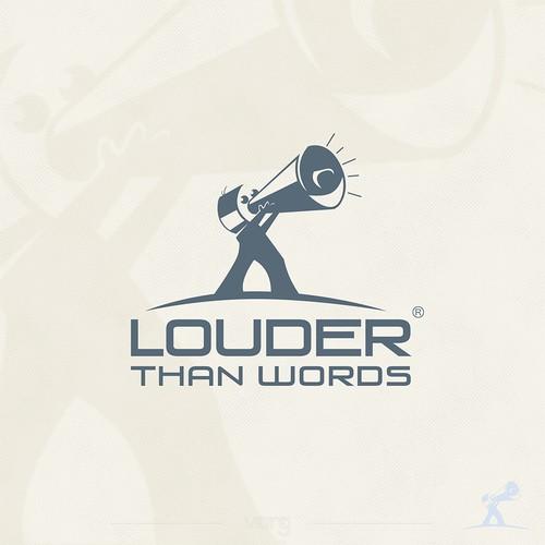 Lowder tha words