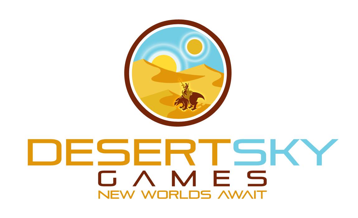 logo for Desert Sky Games