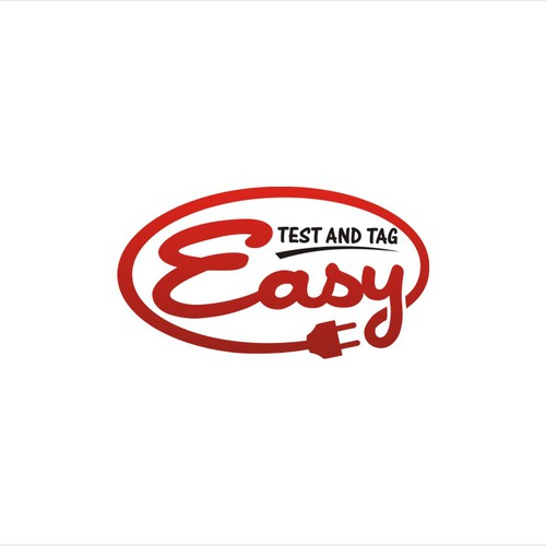 Help EASY TEST AND TAG with a new logo