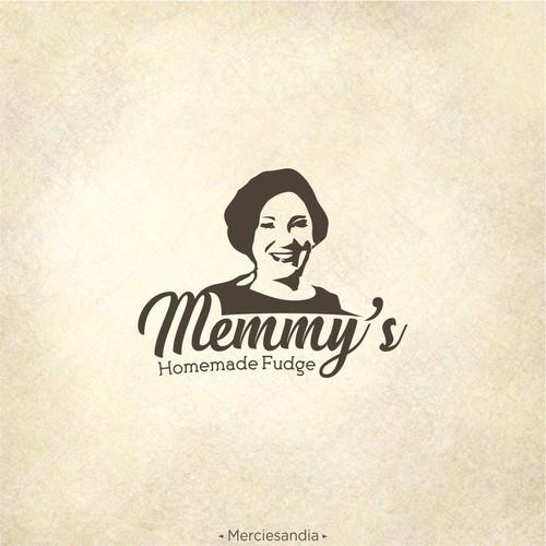 Logo Design for Memmy's