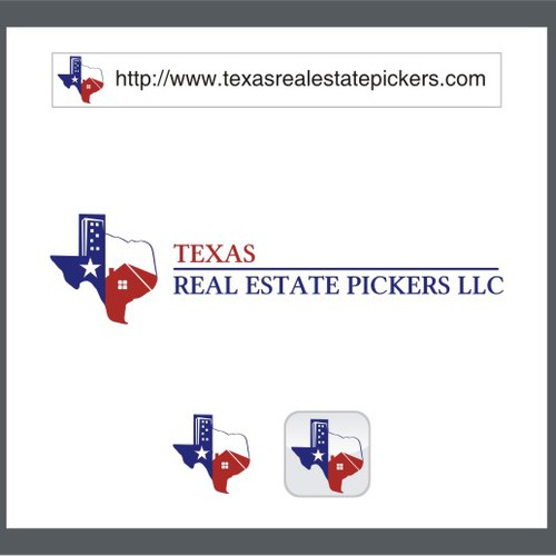 logo for Texas Real Estate Pickers LLC