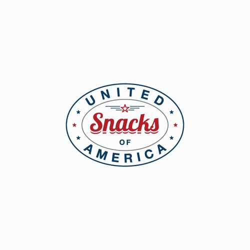 Breakthrough logo for an exciting new snack company