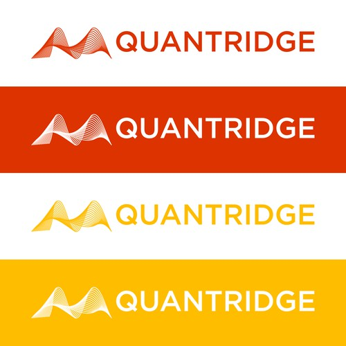 Quantridge Logo Design