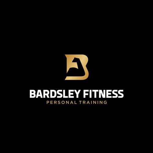 High-end personal training company needs clean and masculine logo