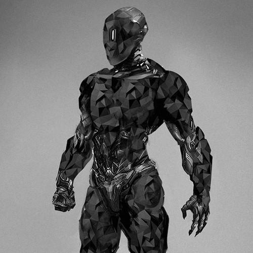 Villain Concept Art for Film