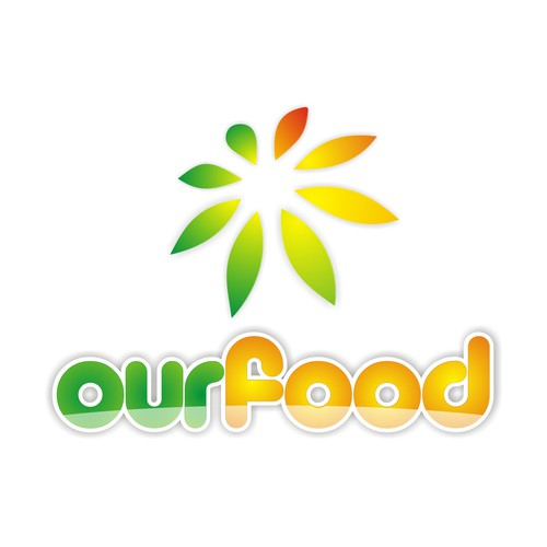 Logo for Good Food website and business